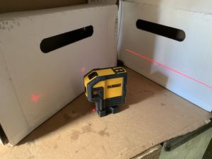 Dw0851 - 5spots/Line combination laser for Sale in Damascus, MD