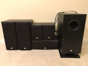Onkyo surround sound 6 speakers for Sale in Sterling, VA