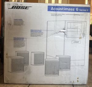 Bose 6 series home theater system for Sale in Fresno, CA