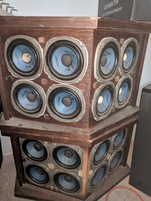 Vintage Bosé 901 series 2 for Sale in Falls Church, VA