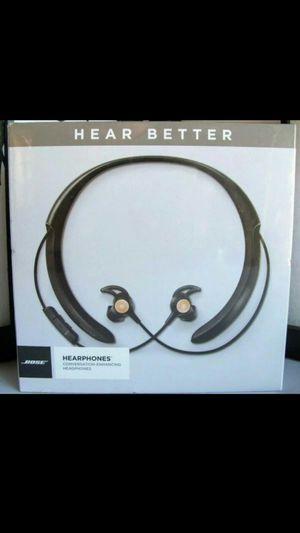 Bose Hearphones Conversation-Enhancing Bluetooth Headphones with receipt for Sale in Portland, OR