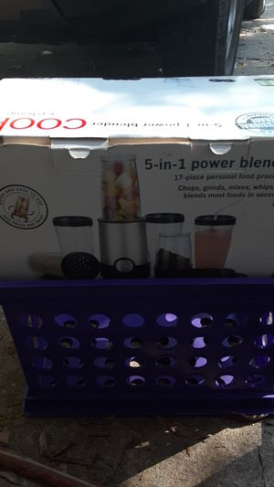 5 in 1 power blender for Sale in Kansas City, MO