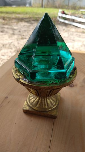 Glass pyramid for Sale in Spring Hill, FL
