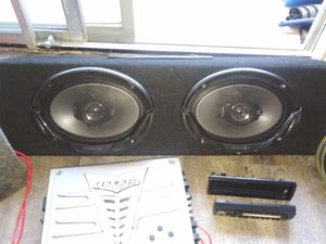 Car audio speakers & amplifiers for Sale in Montclair, CA