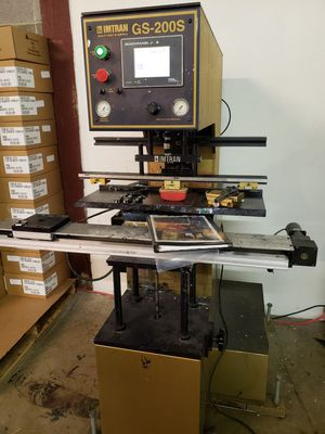 Imtran pad printer for Sale in Independence, OH