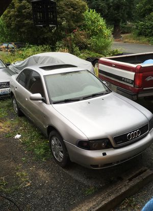 Audi A4 1999 1.8t Quattro for parts for Sale in Federal Way, WA