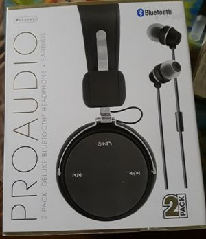 Sentry Pro Audio Headphone & Earbuds for Sale in Stockton, CA