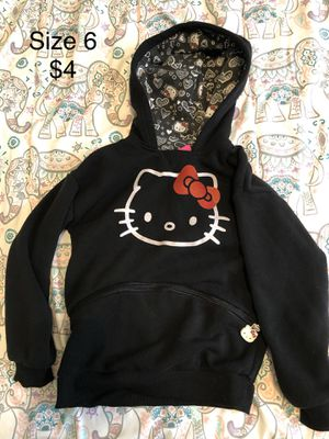 Hello kitty hoodie for Sale in Chicago, IL
