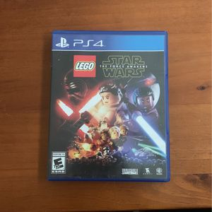 LEGO Star Wars The Force Awakens PS4 for Sale in Lake Stevens, WA