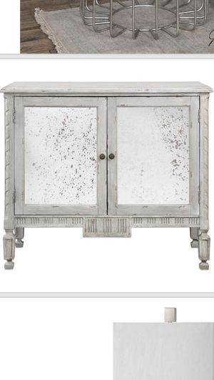 2 Mirrored Accent Cabinets for Sale in Bethesda, MD