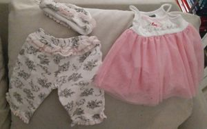 Baby girl clothes NewBorn 0.3 m 3.6m for Sale in Fresno, CA