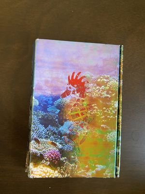 Under the Sea Holographic Notepad Address Book Stickers for Sale in Ithaca, NY