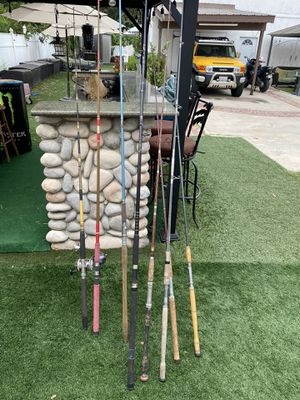 Fishing pole for Sale in Los Angeles, CA