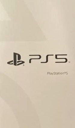 Playstation 5 Disk Edition Brand New Sealed. for Sale in Chicago,  IL