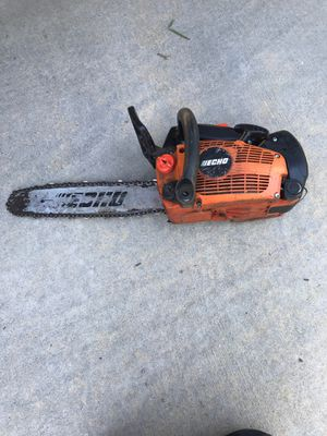 Echo chainsaw cs-355t for Sale in San Diego, CA