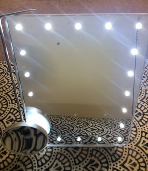 Led make up mirror for Sale in The Bronx, NY