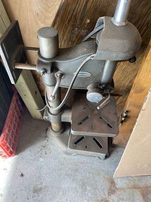 Old Craftsman Drill Press heavy duty for Sale in Villa Park, IL