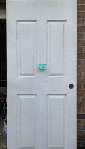 Door and Door Frame for Sale in Fort Worth, TX