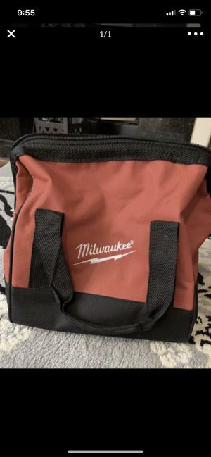 Milwaukee tool bag for Sale in Tracy, CA