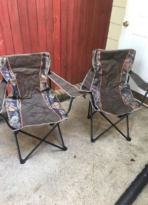 mossy oak camo chair for Sale in Brentwood, NC