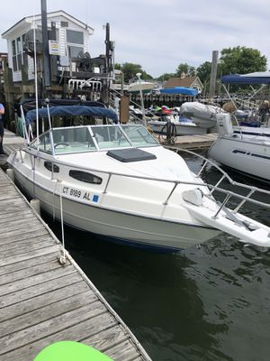 21 foot stingray boat for Sale in Milford, CT