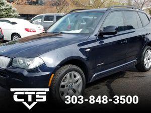 2010 BMW X3 for Sale in Denver, CO
