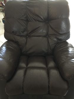 3-piece Espresso Leather Set for Sale in Winter Springs,  FL