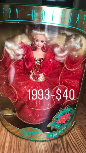 Holiday Barbies- Make offer for one or more for Sale in San Diego, CA