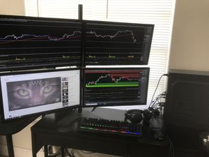I5 trading/gaming computer super fast for Sale in Miami, FL