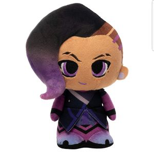 Funko Pop Overwatch Plush Sombra & Roadhog for Sale in Buckeye, AZ