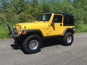 2004 Jeep Wrangler for Sale in Olympia, WA