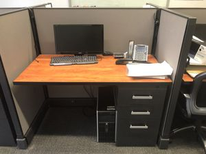 Office furniture, work stations, cubicles, phone system for Sale in Las Vegas, NV