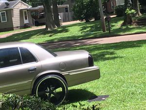 26 inch rims for Sale in Robinsonville, MS