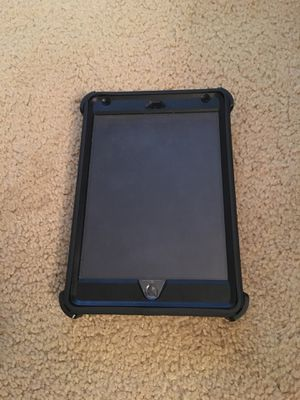iPad mini 4 128gb with otter box for Sale in Tampa, FL