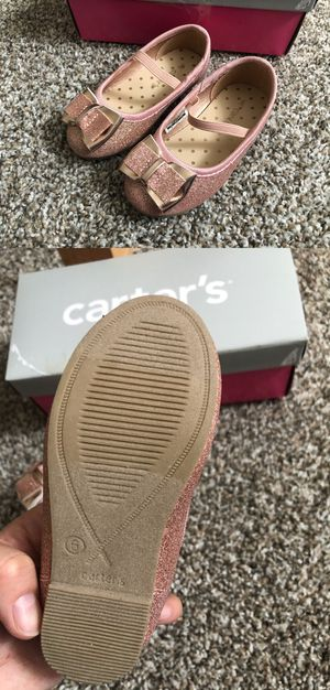 Carter's girls shoe for Sale in Naperville, IL