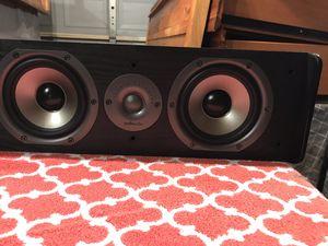 Polk audio center channel, CS10 for Sale in Oceanside, CA