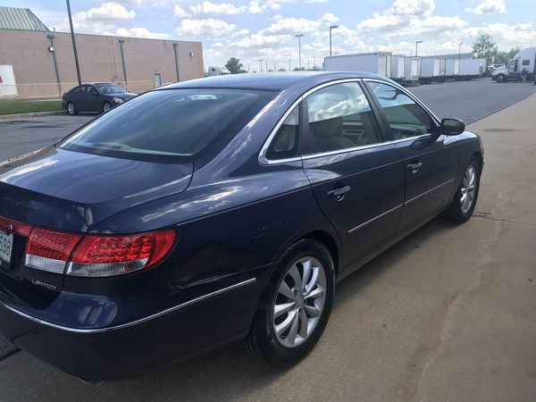 2007 Hyundai Azera limited edition very clean 113k miles