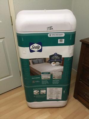 King Sealy Foam mattress for Sale in Kennewick, WA