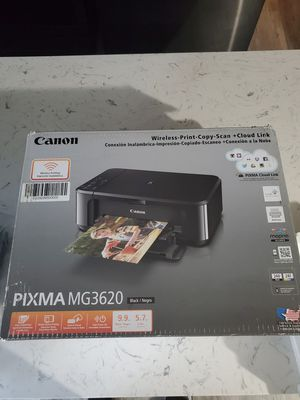 Wireless Canon Printer for Sale in Upland, CA