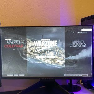 Alienware 25 Gaming Monitor AW2518Hf for Sale in Mountain View, CA