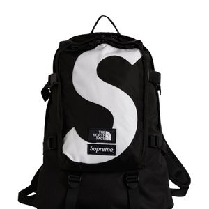 Supreme North Face S Logo Backpack Black for Sale in Seattle, WA