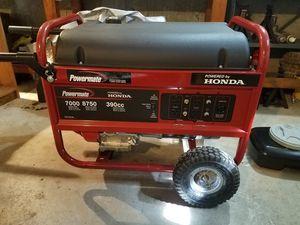 Honda Generator for Sale in Poynette, WI
