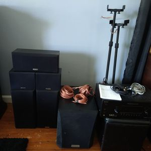 Kenwood / Sony Surround Sound for Sale in Fairfield, CA