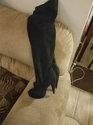 Charlotte Russe thigh high boots for Sale in Westminster, CO