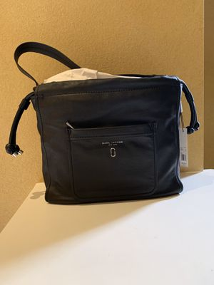 Marc Jacobs Drawstring Leather Hobo Bag Retail ~ $575 for Sale in Windermere, FL