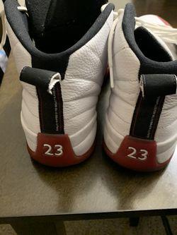 09 Jordan 12 Cherry Size 10 for Sale in Oklahoma City,  OK