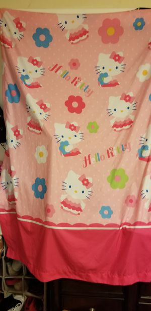 Hello Kitty curtains for Sale in Manchester, CT