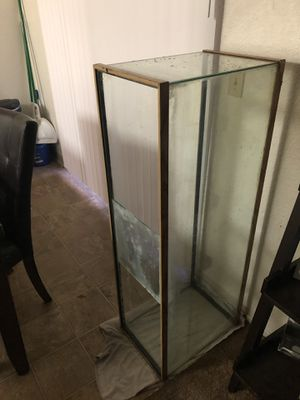 55 gallon tank for Sale in Oroville, CA