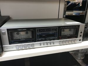 Realistic tape deck for Sale in Port St. Lucie, FL