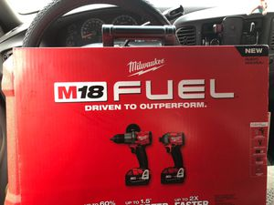 Milwaukee m18 driver set for Sale in Tumwater, WA
